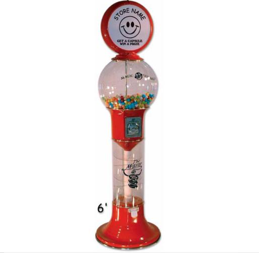 magic gumball machine